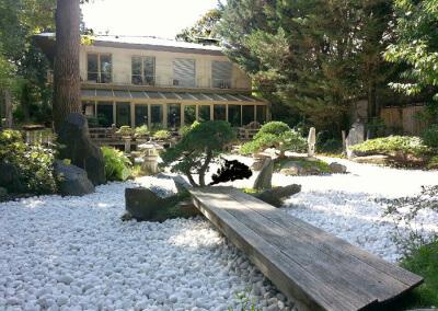 Jardin japonais à Nogent-sur-Marne