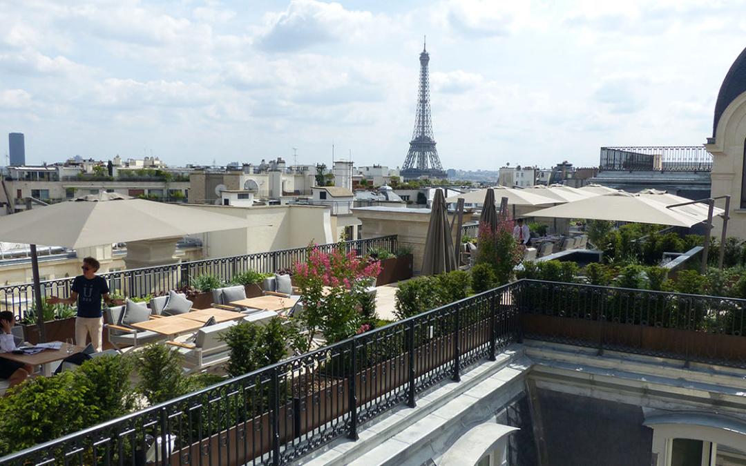 Am nagement terrasses for Terrasses et jardins paris