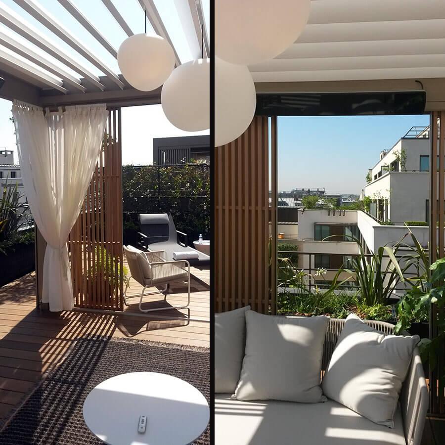terrasses d h tel d exception paris. Black Bedroom Furniture Sets. Home Design Ideas
