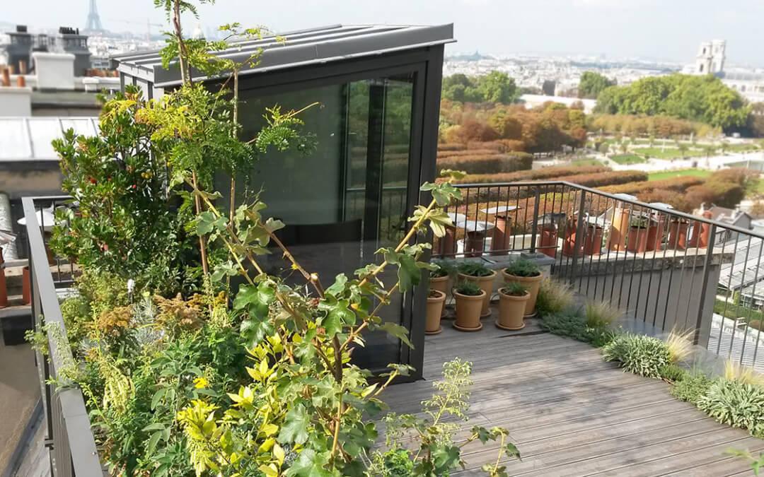 Am nagement terrasse - Amenagement d une terrasse ...