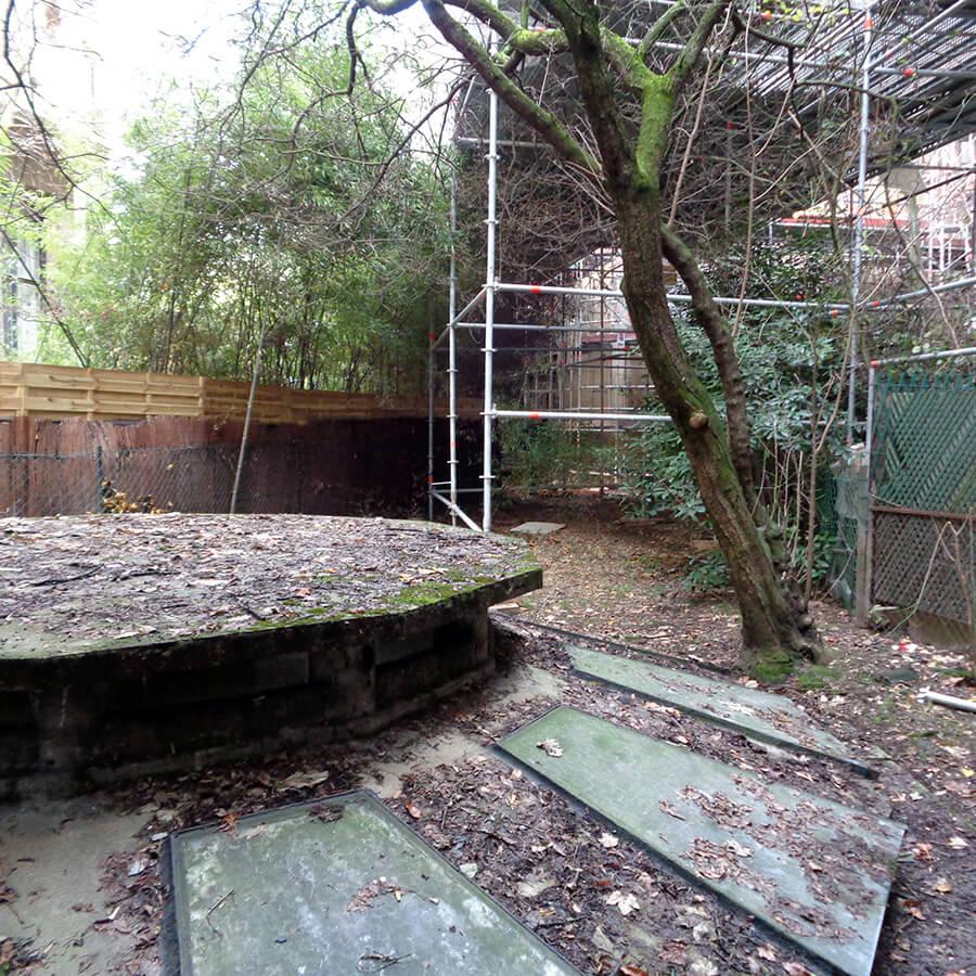 Cr ation d un jardin d ombre paris jardins de l 39 orangerie - Jardin sureleve creation ...