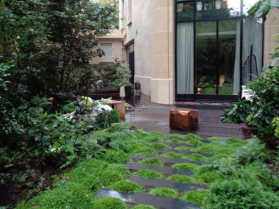 Am nagement terrasses - Amenagement de jardin photos ...