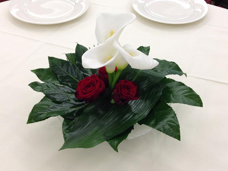 Mariage et meetings jardins de l 39 orangerie - Bouquet de table pour mariage ...