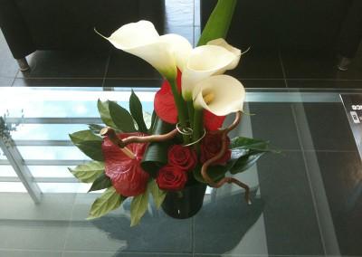 Composition bouquet