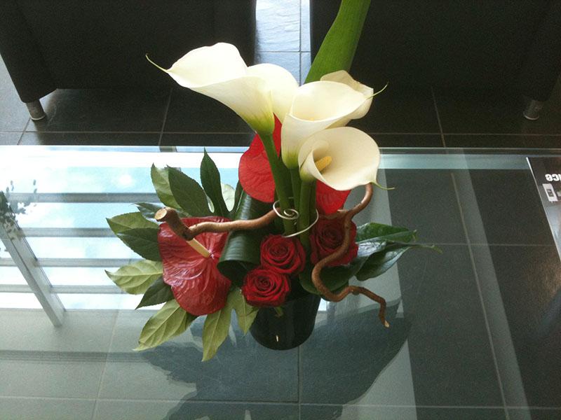 Coupes et bouquets - Composition de bouquet ...