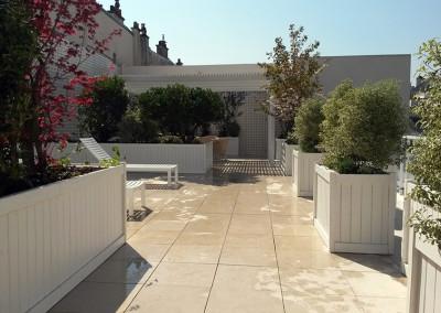 Amenagement terrasse