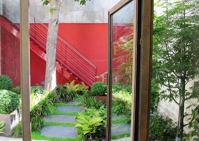 Entretien jardin privé Paris XV