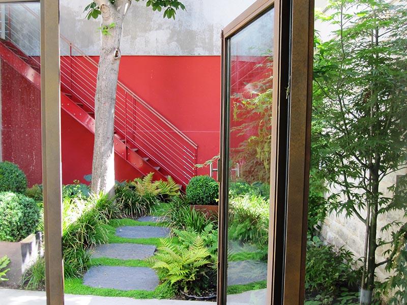Entretien jardin priv paris xv for Entretien jardin 95