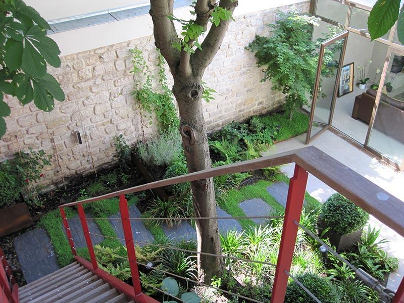 Entretien jardin priv paris xv for Entretien jardin 02